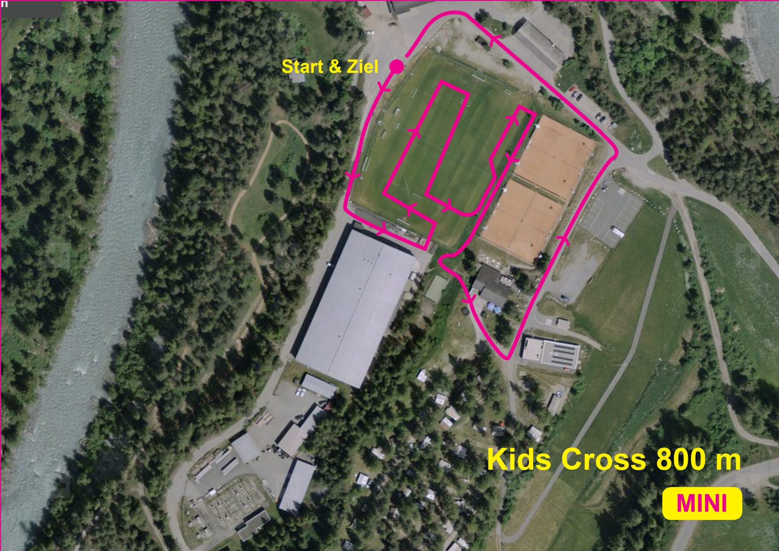 Kids-Cross und MuKi/VaKi Rennen
